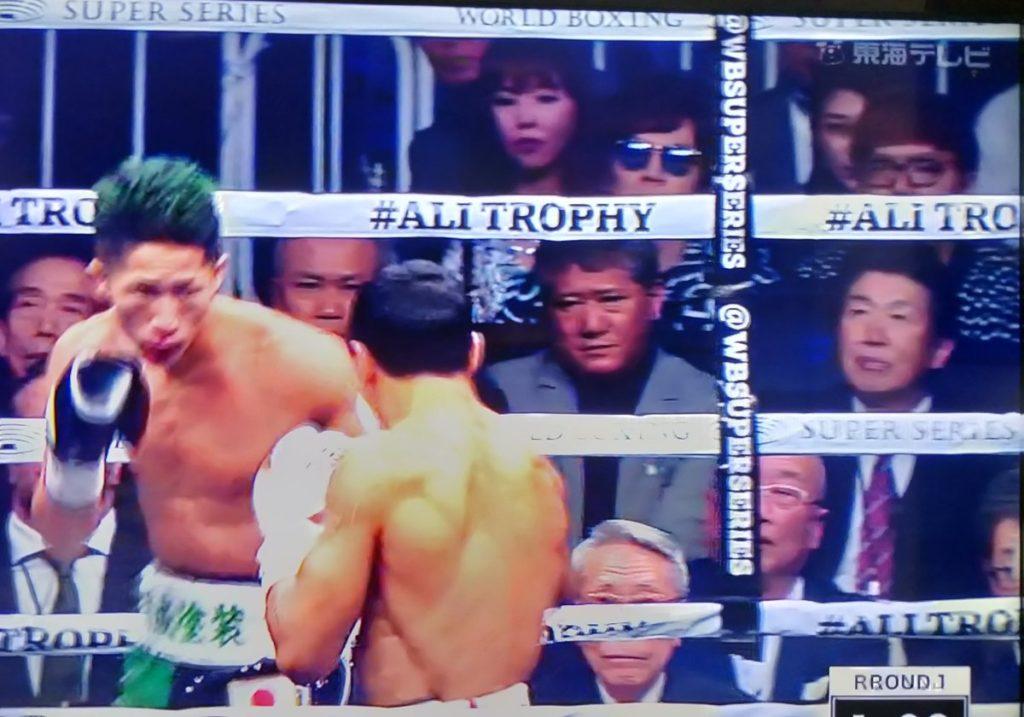 ヒカキン 井上 尚弥 ボクシングの試合にヒカキンさんとセイキンさんが!